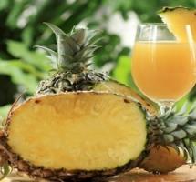 Ananas za lepo lice, a i protiv nesanice