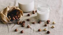 Pripremite sami mleko od lešnika