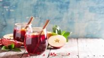 Zagrejte hladne dane domaćom sangrijom