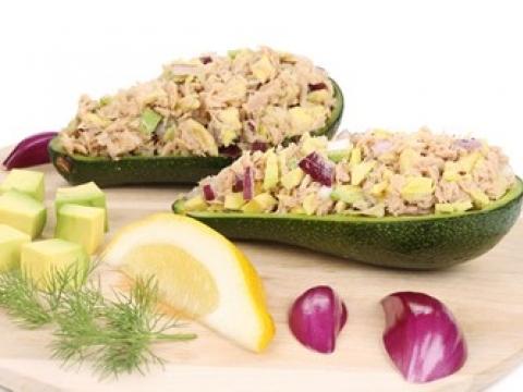 Salata od tunjevine i avokada
